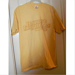 Harley Davidson T Shirt Adamec Jacksonville Sz L